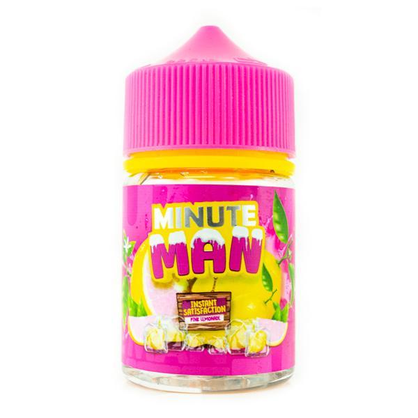 Pink Lemonade Ice Shortfill by Minute Man