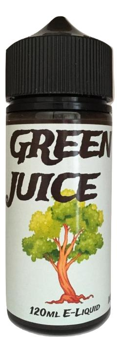 Sticky Toffee Green Juice Shortfill by Green Juice