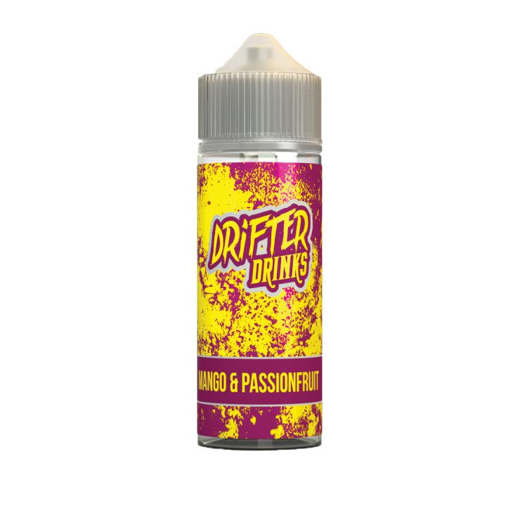 Mango & Passion Fruit Shortfill by Drifter