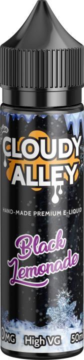 Black Lemonade Shortfill by Cloudy Alley