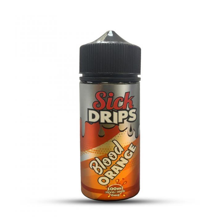 Blood Orange Shortfill by Sick Drips