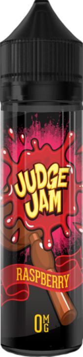 Raspberry Shortfill by Judge Jam