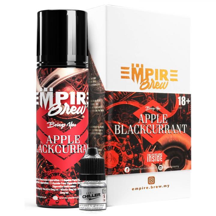 Apple Blackcurrant Shortfill by Empire Brew