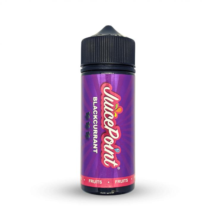 Blackcurrant Shortfill by JuicePoint Vape