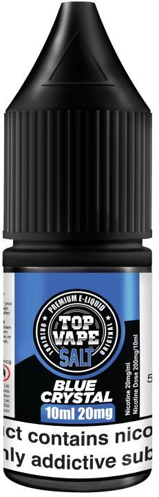 Blue Crystal Nicotine Salt by Top Vape