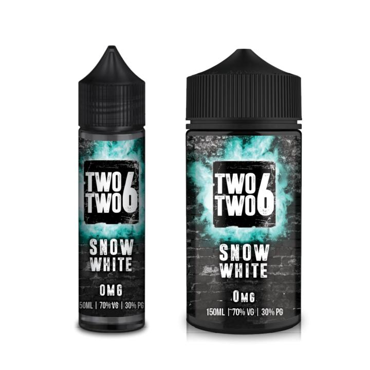 Snow White Shortfill by Two Two 6