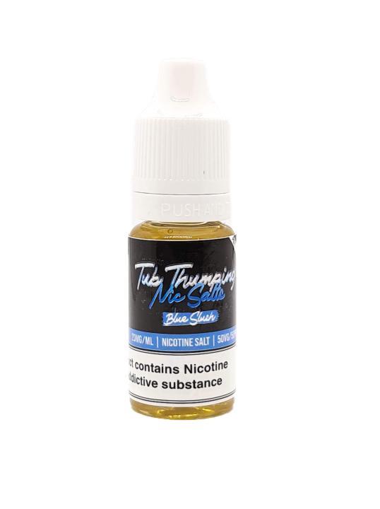 Blue Slush Nicotine Salt by Tub Thumping Brews