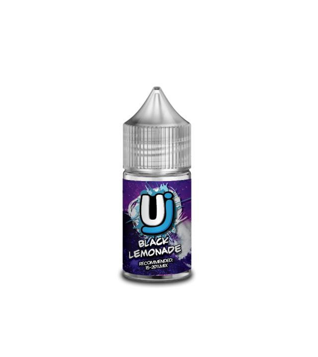 Black Lemonade Concentrate by Ultimate Juice