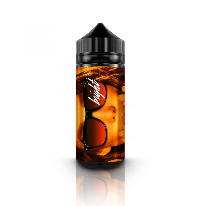 Orange & Strawberry Shortfill by Bright Juice