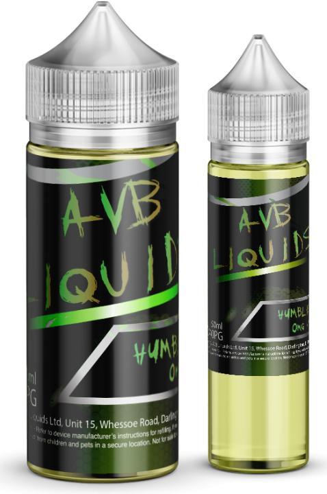 Humbl Crumbl Shortfill by AVB Liquids