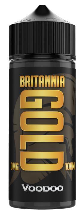 Voodoo Shortfill by Britannia Gold