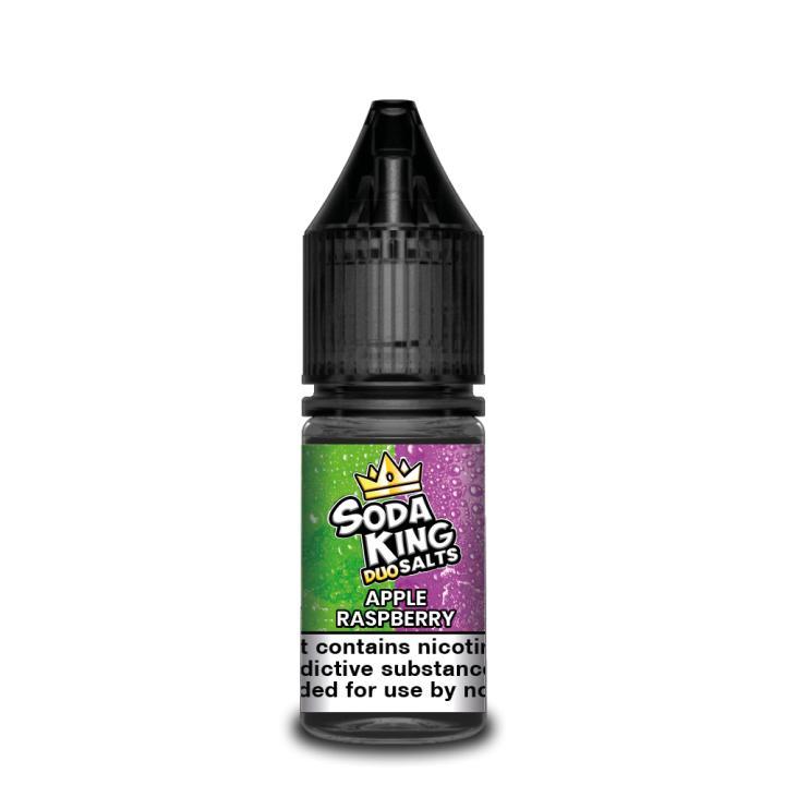 Duo Apple And Raspberry Nicotine Salt by Soda King