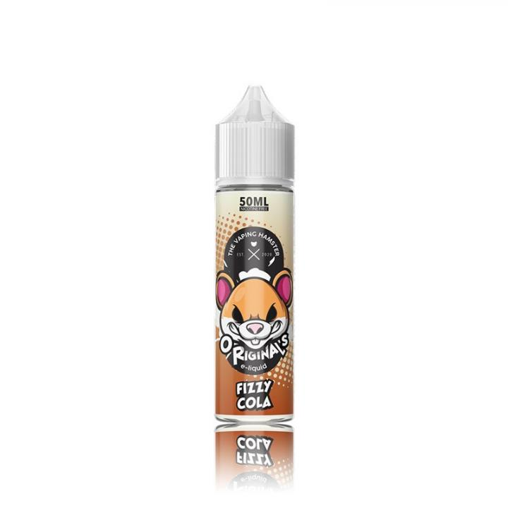 Fizzy Cola Shortfill by The Vaping Hamster