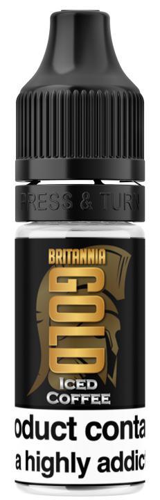 Iced Coffee Regular 10ml by Britannia Gold