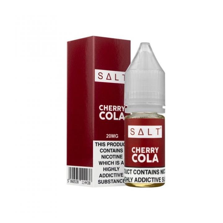 Cherry Cola Nicotine Salt by SALT