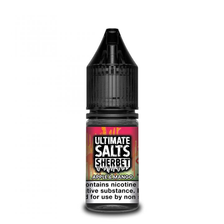 Sherbet Apple & Mango Nicotine Salt by Ultimate Puff