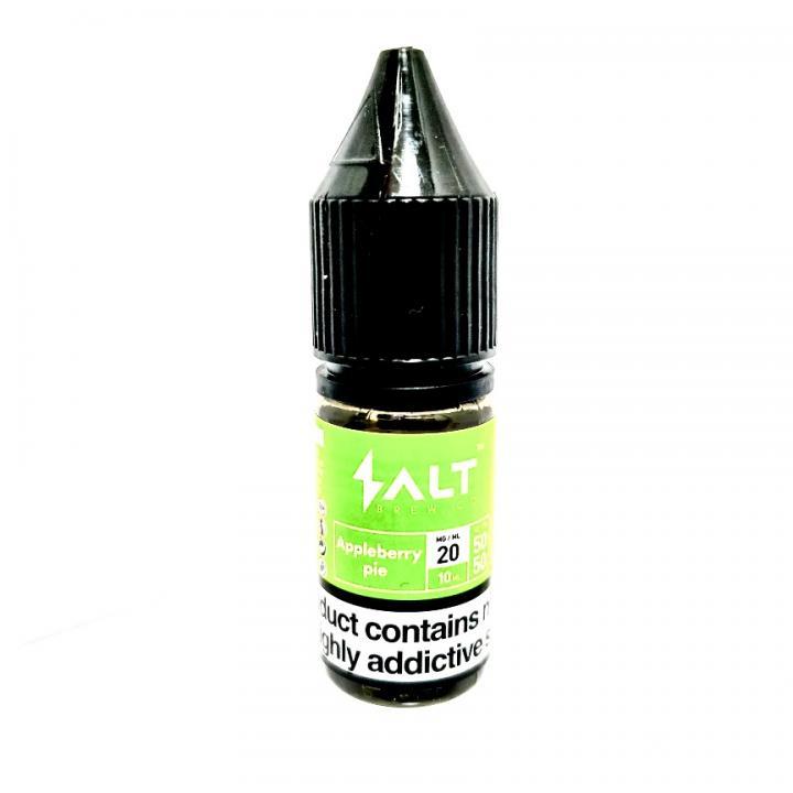 Appleberry Pie Nicotine Salt by Salt Brew Co