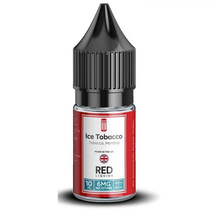 Ice Tobacco Regular 10ml by RED Liquids