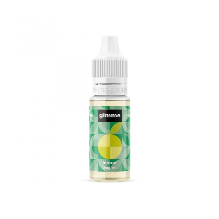 Lemon Regular 10ml by Gimme