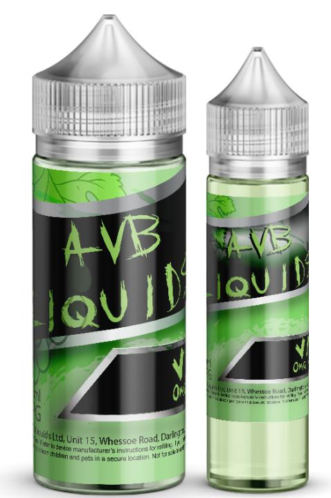 Vine Shortfill by AVB Liquids