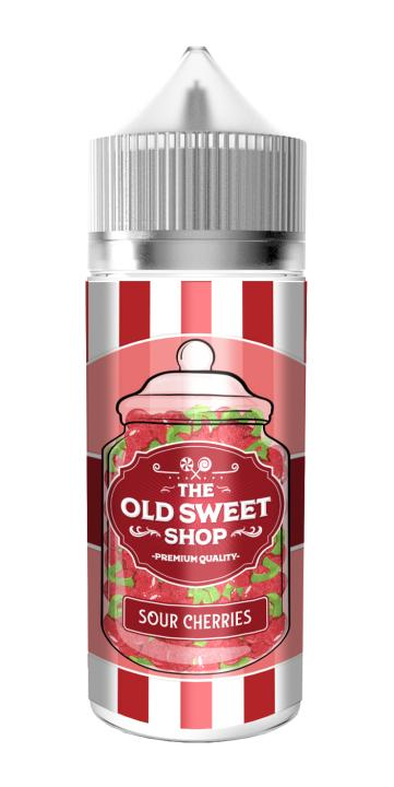 Sour Cherries Shortfill by The Old Sweet Shop