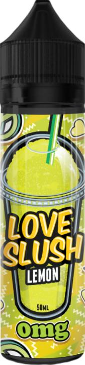 Lemon Slush Shortfill by Love Slush