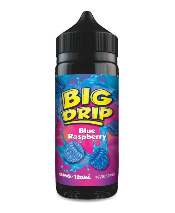 Blue Raspberry Shortfill by Big Drip