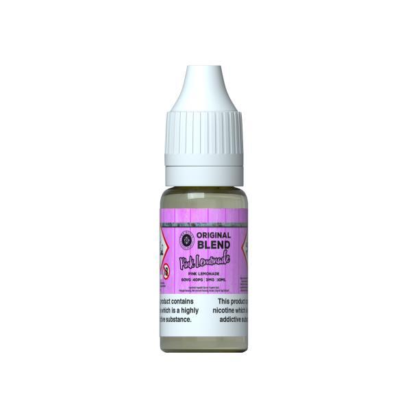Pink Lemonade Regular 10ml by TMB Notes