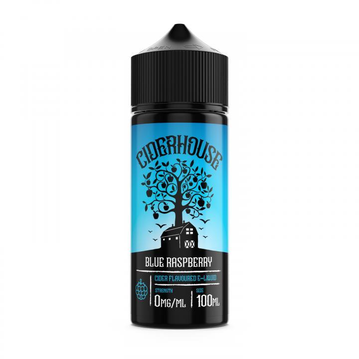 Blue Raspberry Shortfill by Ciderhouse
