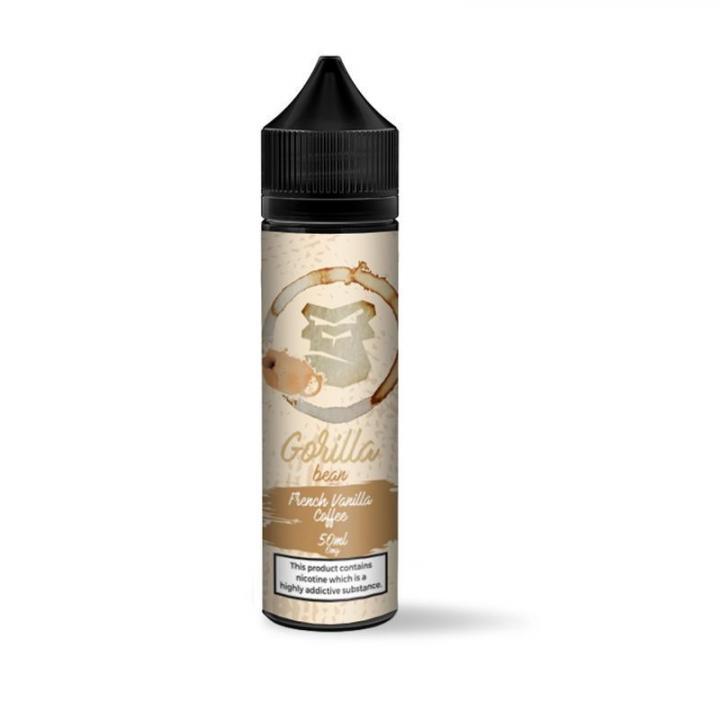 French Vanilla Coffee Shortfill by Gorilla Bean
