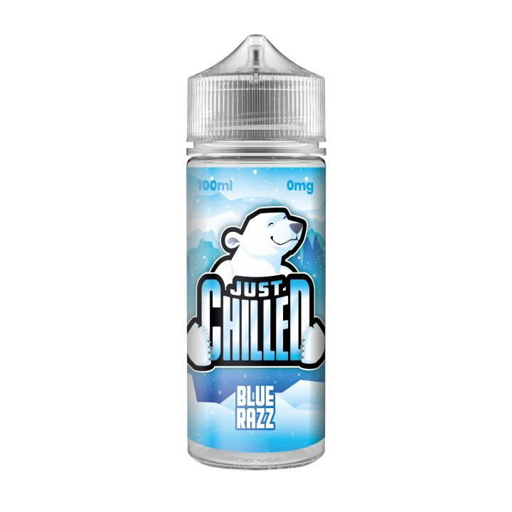 Blue Razz Ice Shortfill by Just Chilled