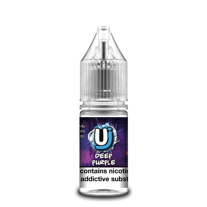 Deep Purple Regular 10ml by Ultimate Juice