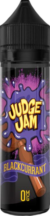 Blackcurrant Shortfill by Judge Jam