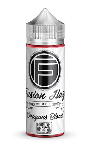 Dragons Blood Shortfill by Fusion Haze