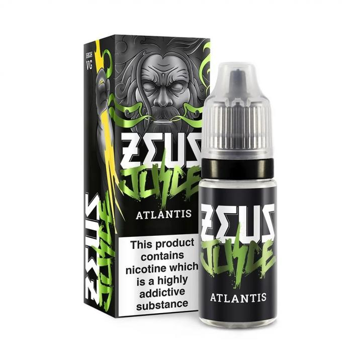 Atlantis Regular 10ml by Zeus Juice