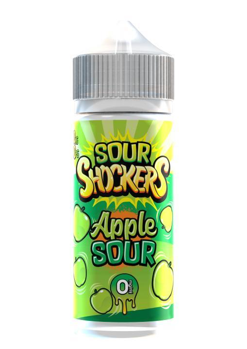 Apple Sour Shortfill by Sour Shockers