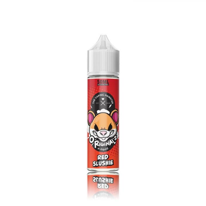 Red Slushie Shortfill by The Vaping Hamster