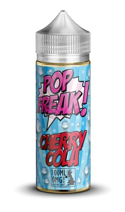 Cherry Cola Shortfill by Pop Freak