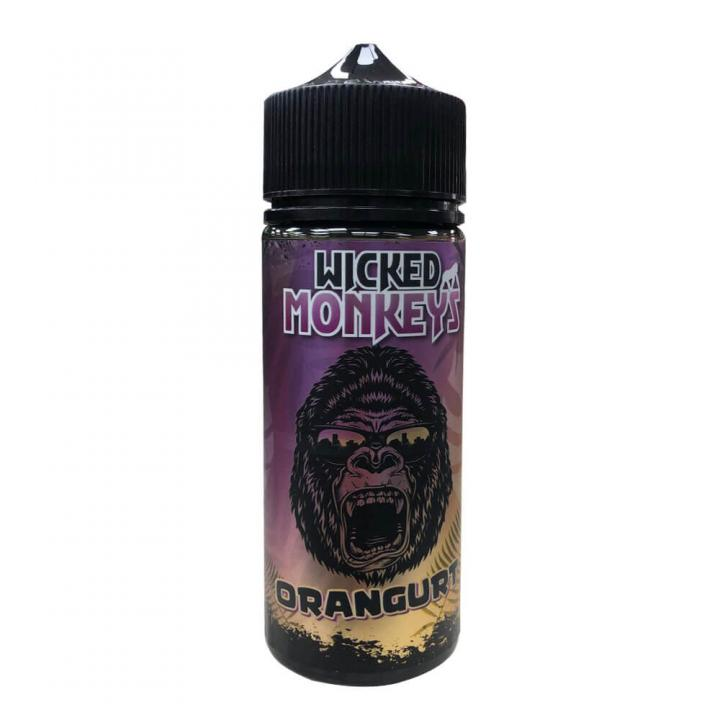 Orangurt Shortfill by Wicked Monkey