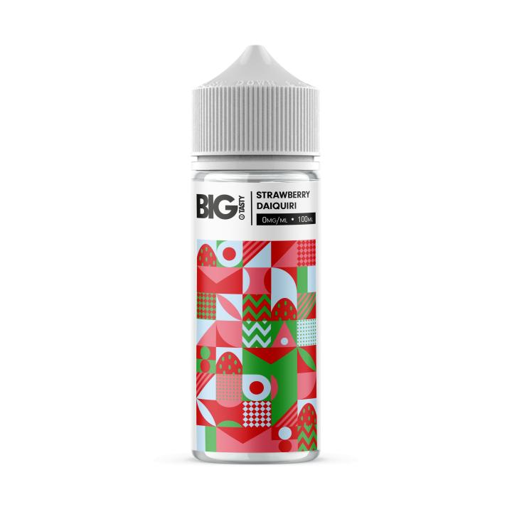 Strawberry Daiquiri Shortfill by Big Tasty