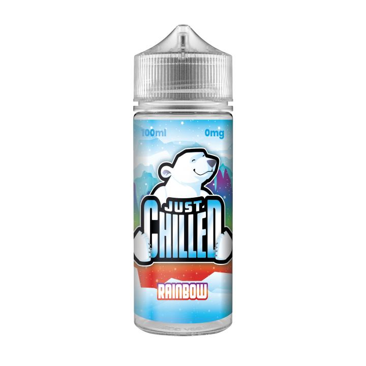 Rainbow Ice Shortfill by Just Chilled