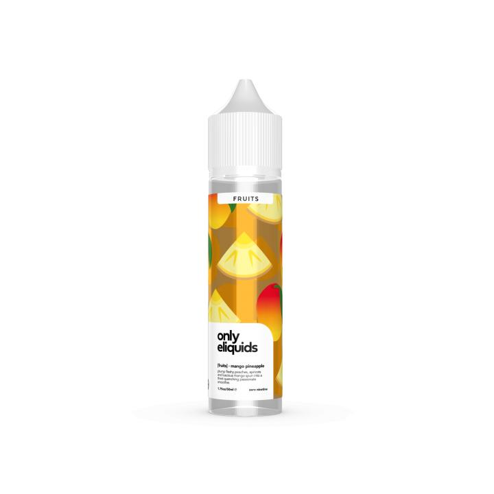 Mango Pineapple Shortfill by Only E Liquids