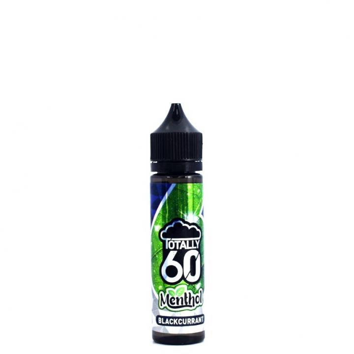 Blackcurrant Menthol Shortfill by Totally 60