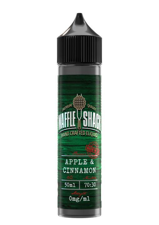 Apple & Cinnamon Waffle e-Liquid