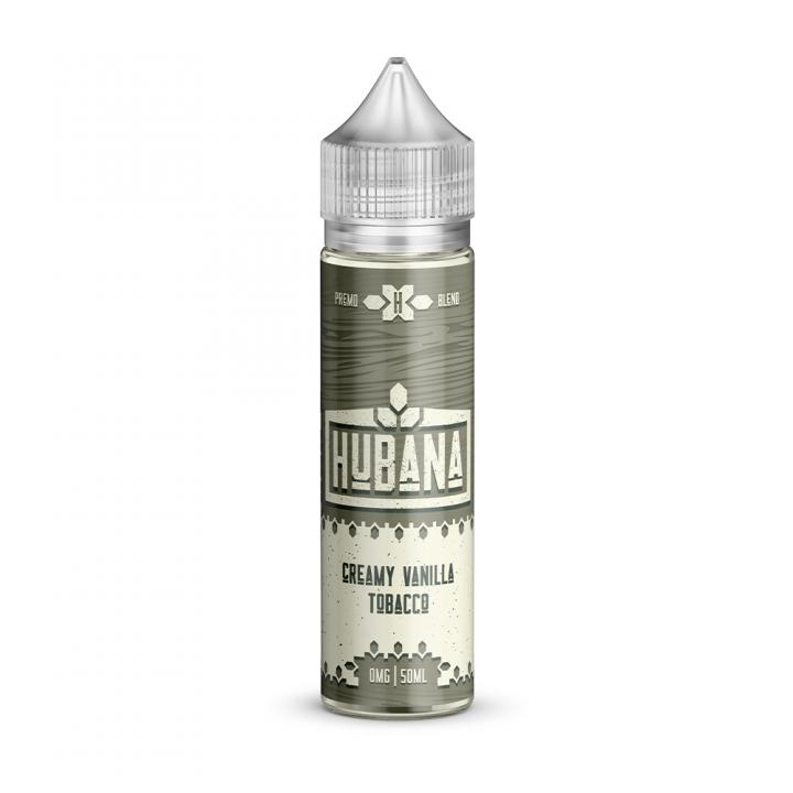 Cream Vanilla Tobacco Shortfill by Hubana