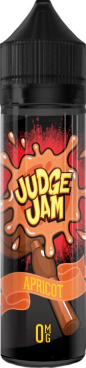 Apricot Shortfill by Judge Jam