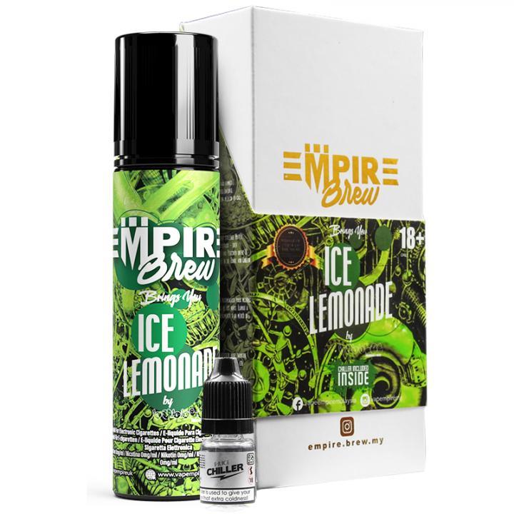 Ice Lemonade Shortfill by Empire Brew