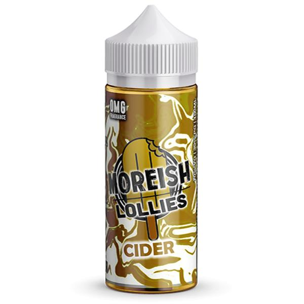 Cider Lollies Shortfill by Moreish Puff