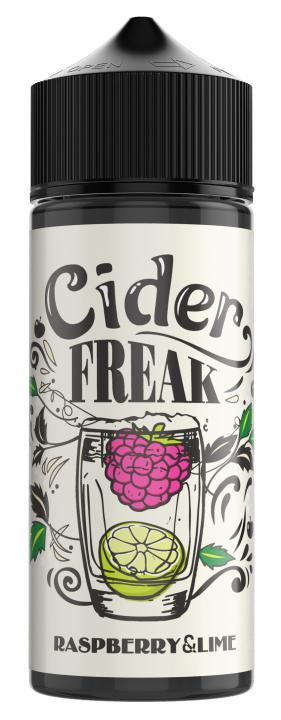 Raspberry & Lime Shortfill by Cider Freak