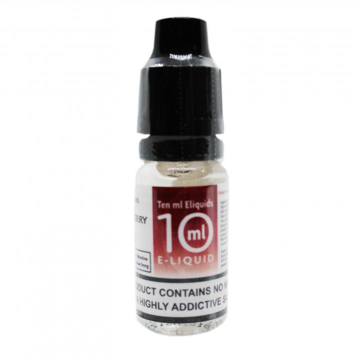 Strawberry Regular 10ml by 10ml E-Liquid